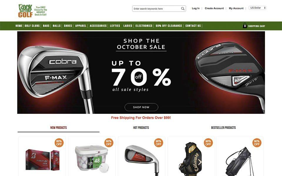 only4golf.com – tienda online falsa – Estafa