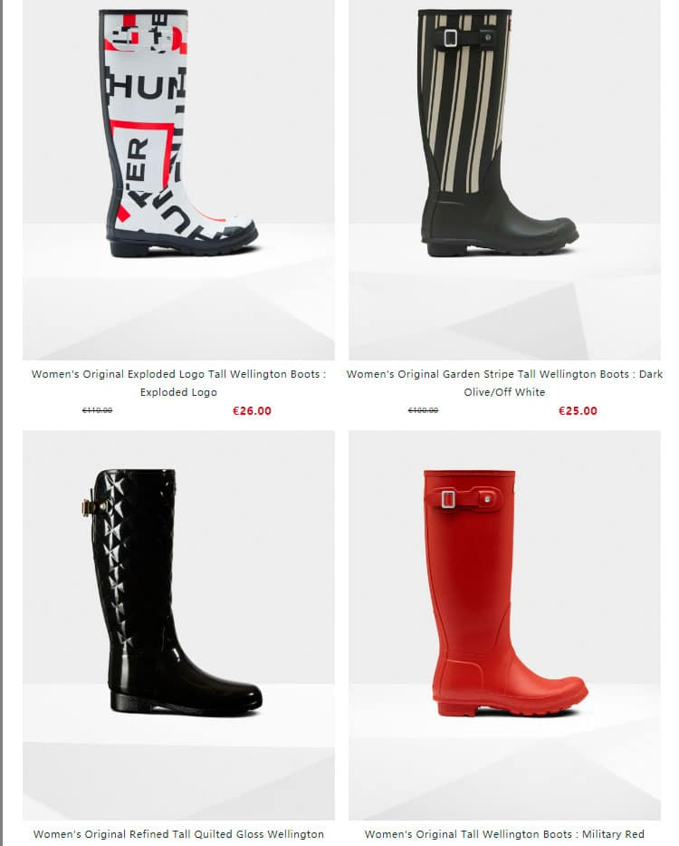 2ce4b970d92 Women39s original exploded logo tall wellington boots in 2018 boots